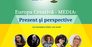 Seminar Europa Creativă – MEDIA România la BUZZ IFF #5